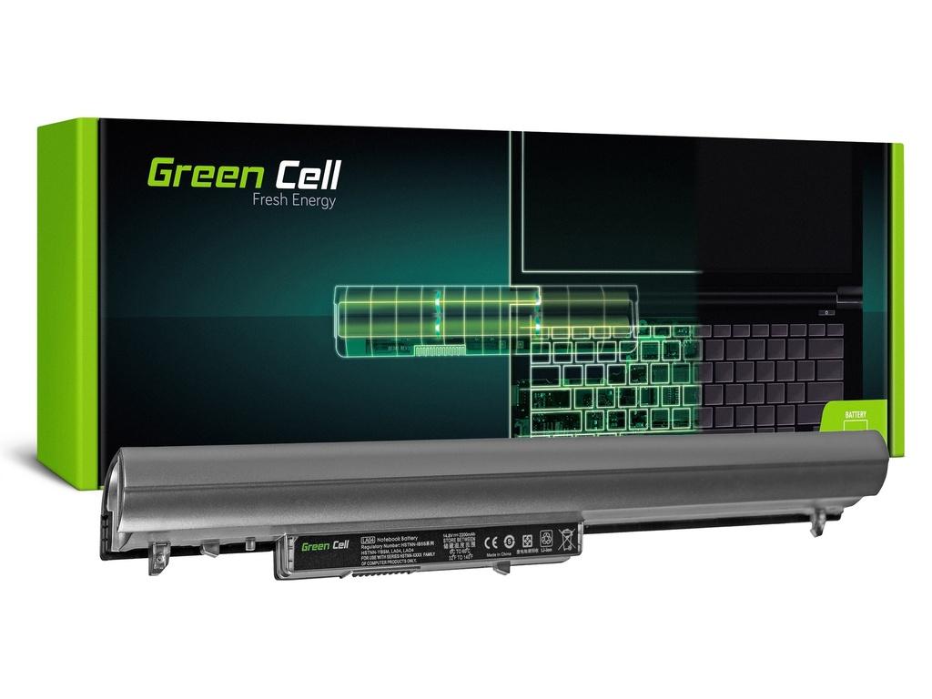 Baterija Green Cell za HP 248 G1 340 G1, HP Pavilion 14-N 15-N / 14,4V 2200mAh