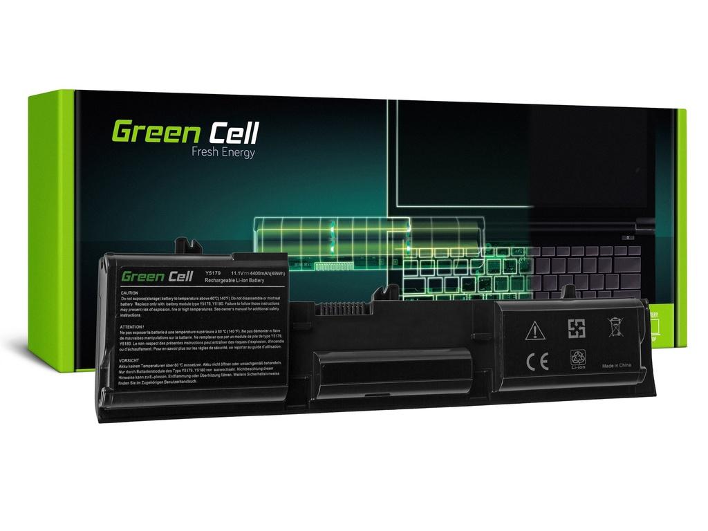 Baterija Green Cell za Dell Inspiron 15 3521 3537 5521 5537 5535 17 3721 5749 / 11,1V 4400mAh