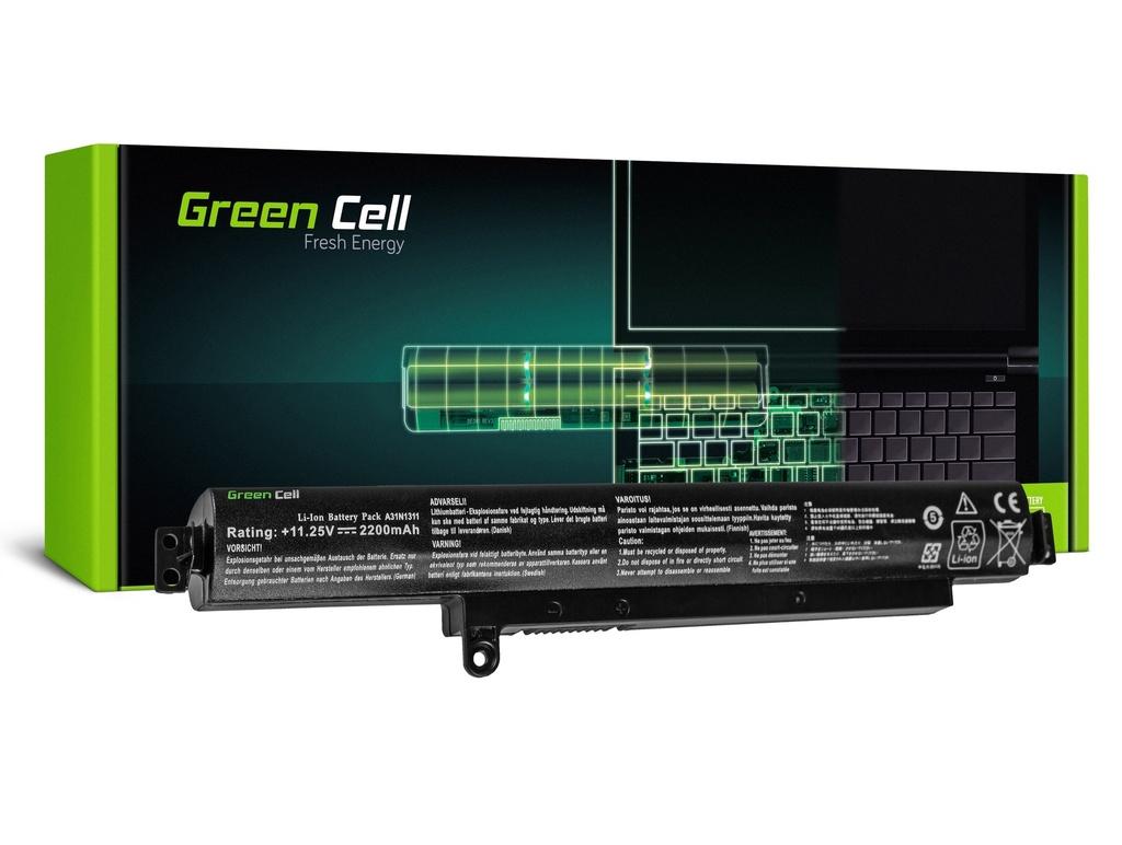 Baterija Green Cell za Asus VivoBook F102B Ks102B / 11,25V 2200mAh
