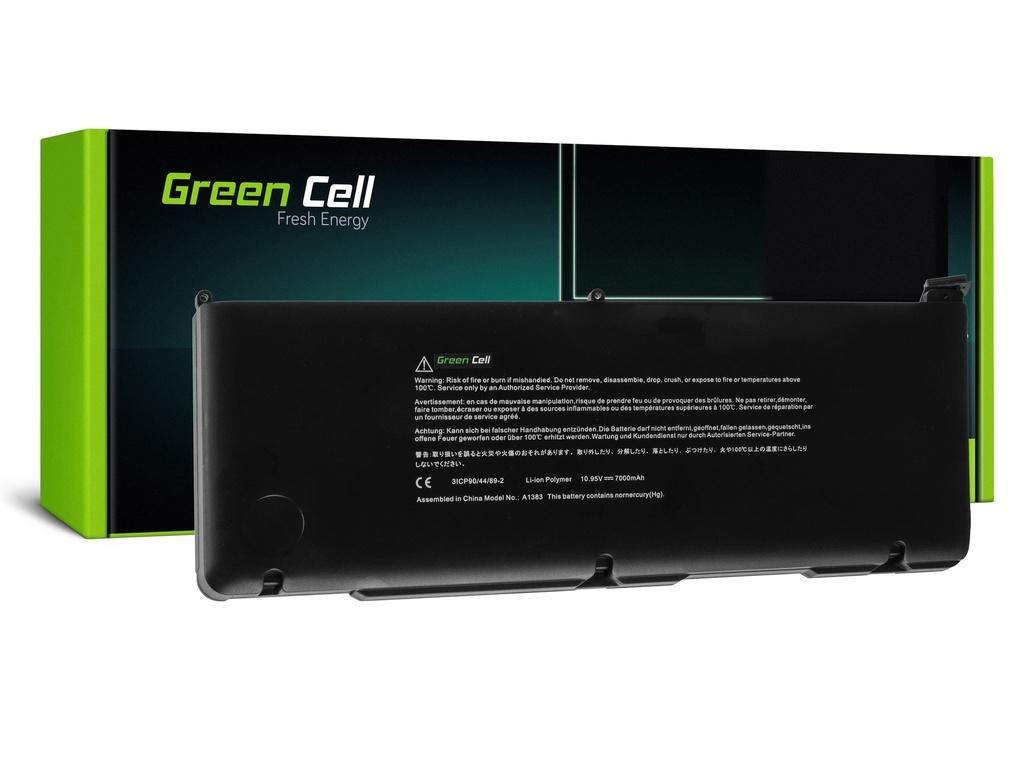 Baterija Green Cell za Apple Macbook Pro 17 A1297 2011 / 10,95V 7000mAh