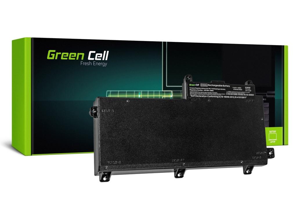 Baterija Green Cell za HP ProBook 640 G2 645 G2 650 G2 G3 655 G2 / 11,4V 3400mAh