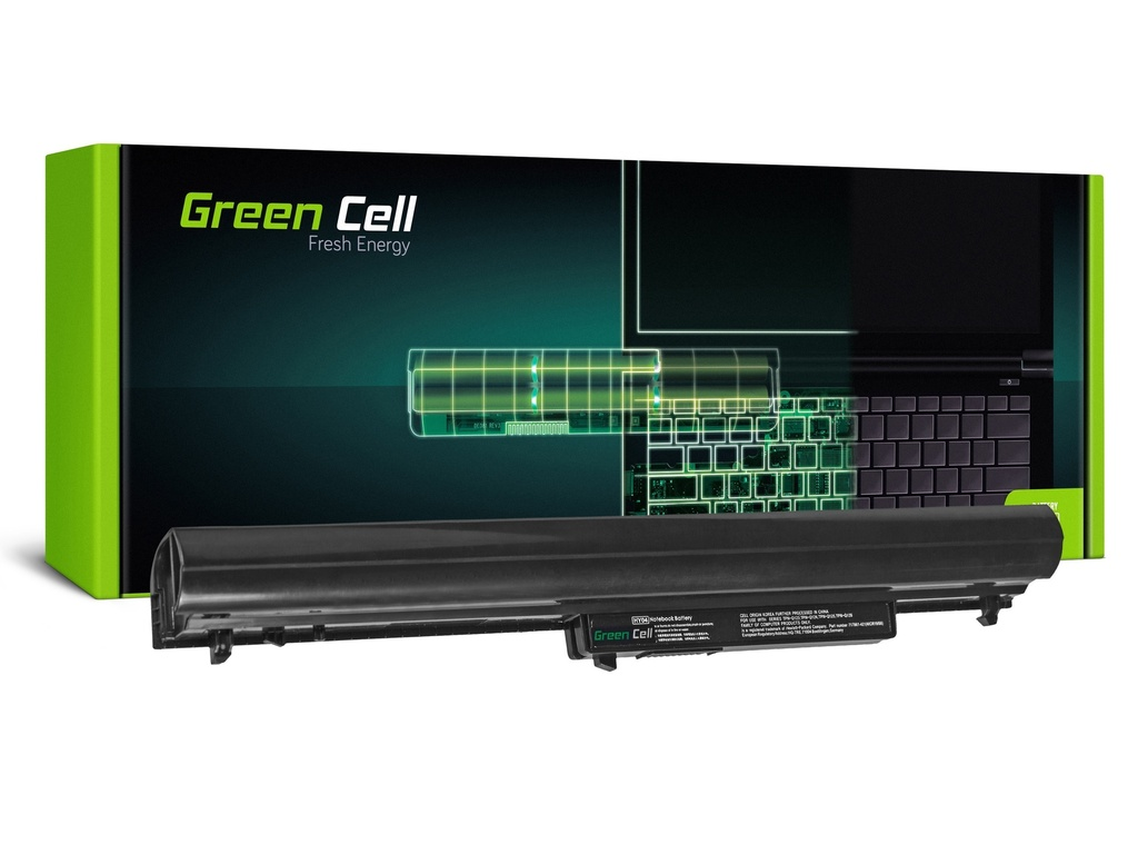 Baterija Green Cell za HP Pavilion SleekBook 14-F 14-F000 / 14,4V 2200mAh