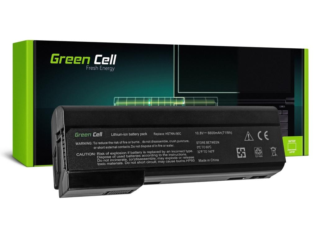Baterija Green Cell za HP EliteBook 8460p ProBook 6360b 6460b / 11,1V 6600mAh