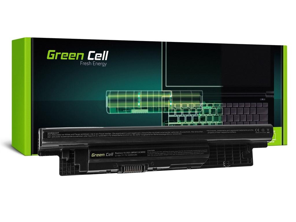 Baterija Green Cell za Dell Inspiron 3521 5521 5537 5721 / 11,1V 2200mAh