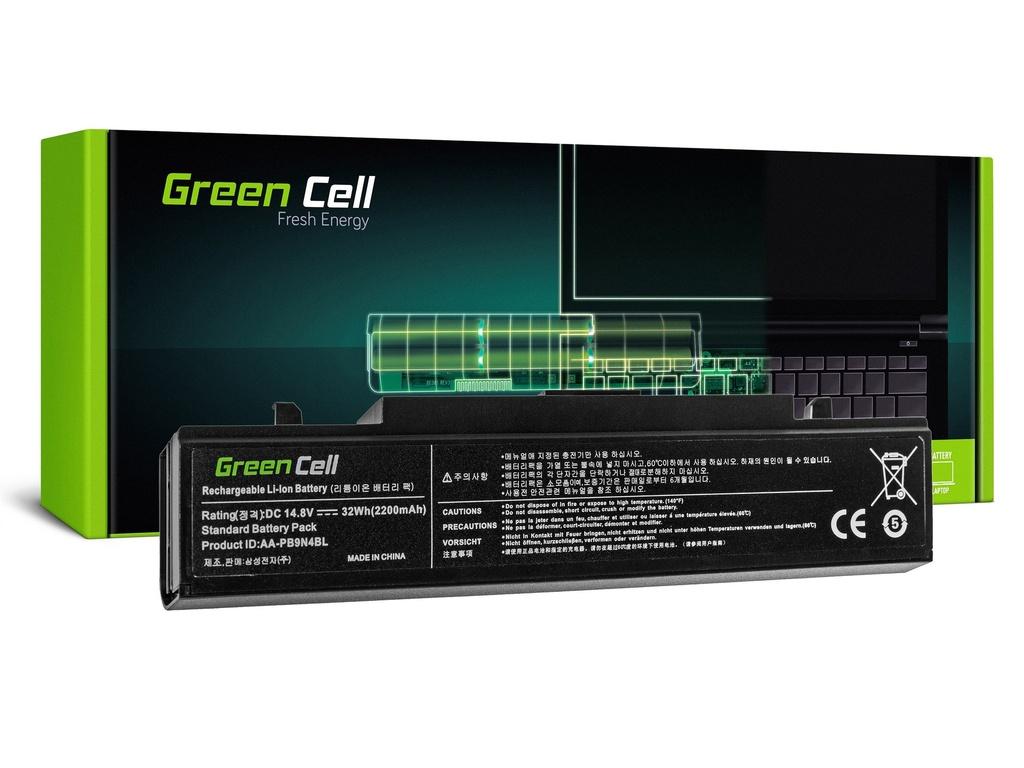 Baterija Green Cell za Samsung RV408 RV409 RV410 RV411 RV415 / 14,4V 2200mAh