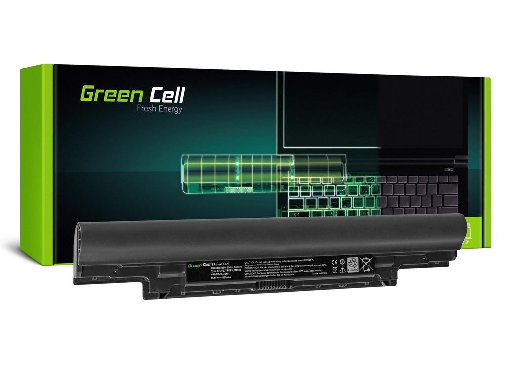Baterija Green Cell za Dell Latitude 3340 3350 P47G / 11,1V 4400mAh