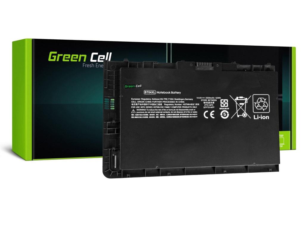 Baterija Green Cell za HP EliteBook Folio 9470m 9480m / 14,4V 3500mAh