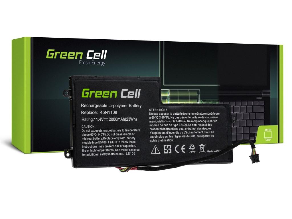 Baterija Green Cell za Lenovo ThinkPad T440 T440s T450 T450s T460 X230s X240 X240s X250 X260 X270 / 11,4V 2000mAh