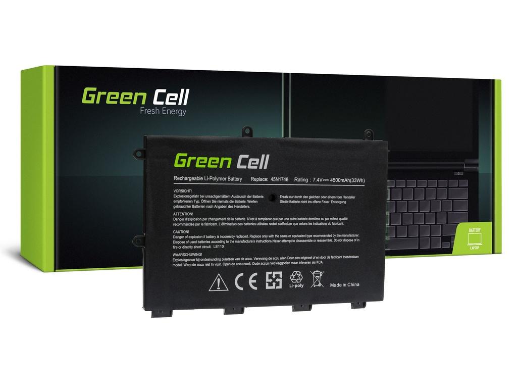 Baterija Green Cell za Lenovo ThinkPad Yoga 11e / 7,4V 4500mAh