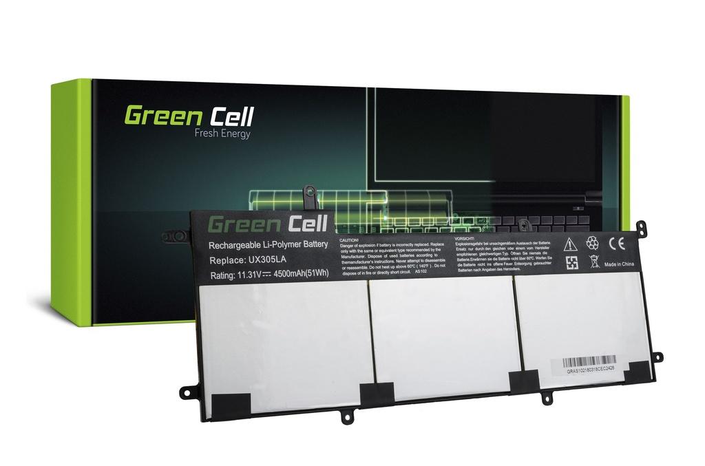Baterija Green Cell za Asus Zenbook UX305L UX305U / 11,31V 4200mAh