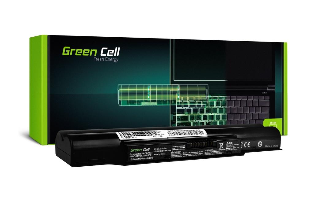 Baterija Green Cell za Fujitsu Lifebook A532 AH532 / 11,1V 4400mAh