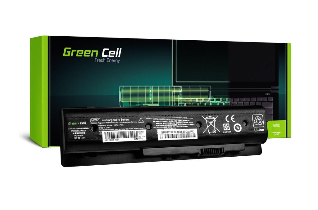 Baterija Green Cell za HP Envy M7 17 17T / 11,1V 4400mAh