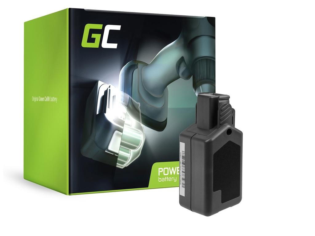 Baterija električnog alata Green Cell 7420096 Pover Pack 3 za Volf-Garten GT 815 GTB 815 HSA 45 V