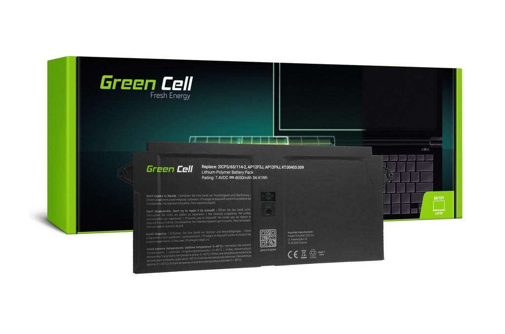 Baterija Green Cell za Acer Aspire S7-391 AP12F3J / 7,4V 4650mAh