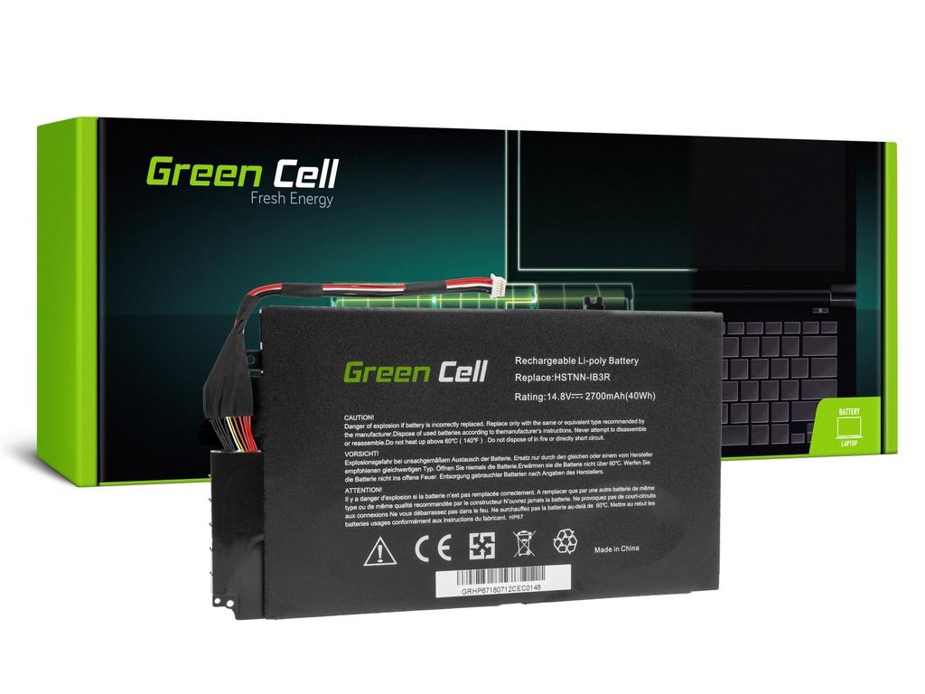 Baterija Green Cell za HP Envy 4-1000 4-1100 4-1120EW 4-1120SW 4-1130EW 14.8V / 14,4V 2700mAh