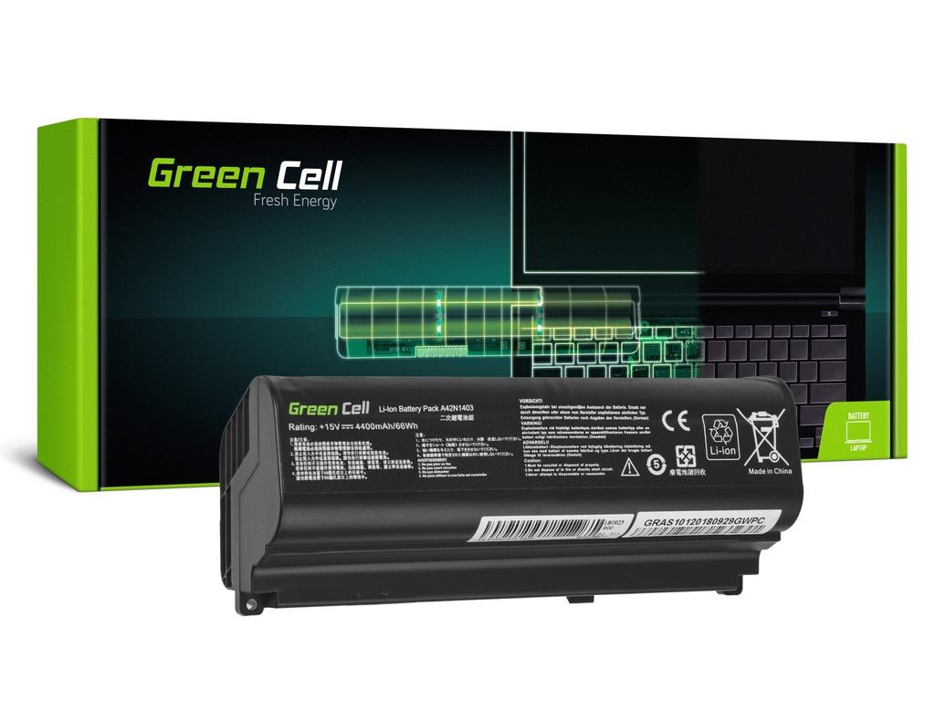 Baterija Green Cell za Asus ROG G751 G751J / 15V 4400mAh