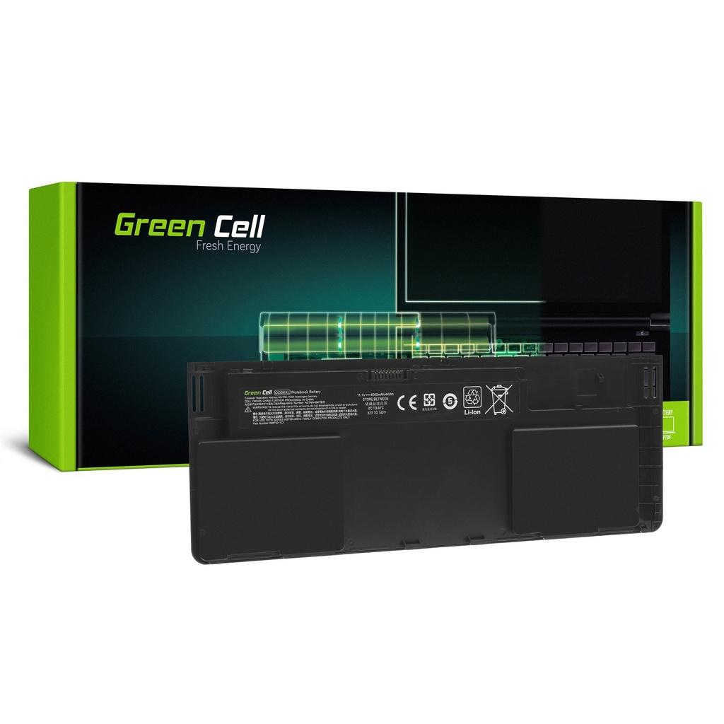 Baterija Green Cell OD06XL HSTNN-IB4F za HP EliteBook Revolve 810 G1 G2 G3 3400mAh