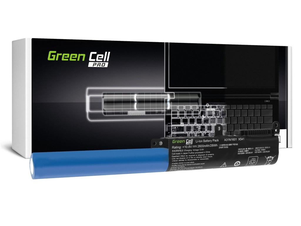 Baterija vGreen Cell PRO A31N1601 A31LP4K za Asus R541N R541S R541U Asus Vivobook Mak F541N F541U Ks541N Ks541S Ks541U