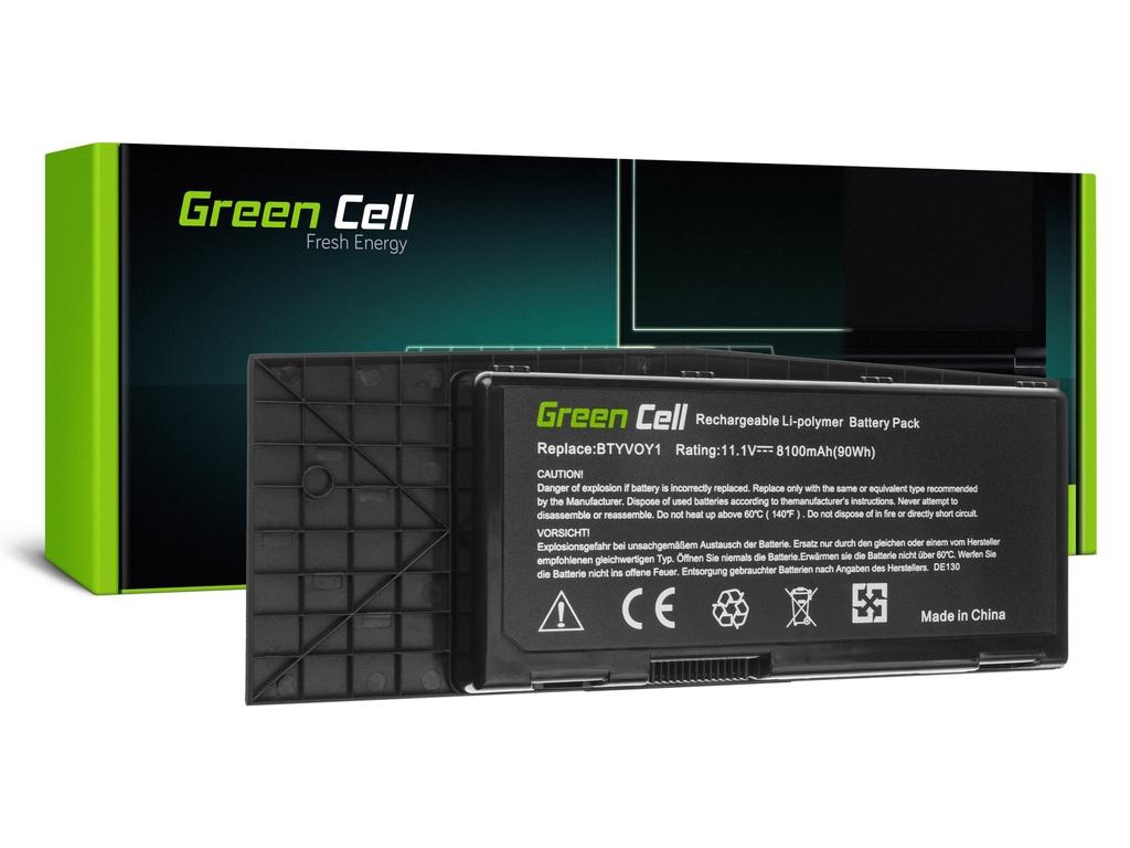 Baterija Green Cell BTIVOI1 za Dell Alienware M17x R3 M17x R4
