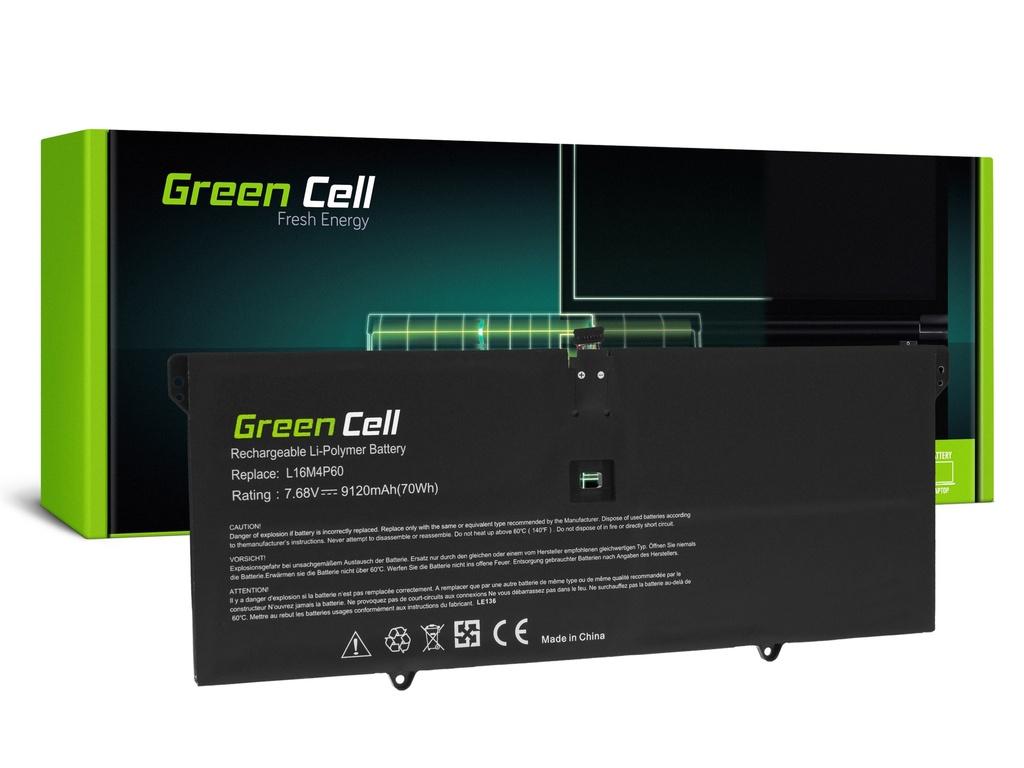 Baterija Green Cell  L16C4P61 L16M4P60 za Lenovo Yoga 920-13IKB