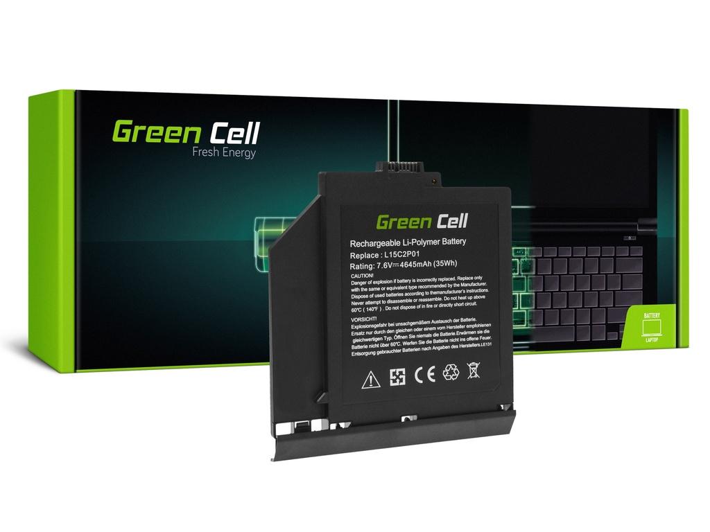 Baterija Green Cell L15C2P01 L15S2P01 za Lenovo V310-14IKB V310-14ISK V310-15IKB V310-15ISK V510-15IKB