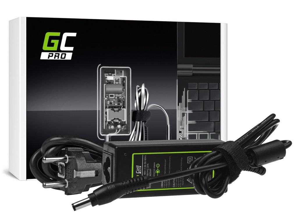 AC adapter za punjač Green Cell PRO za Toshiba Satellite C50D C75D C670D C870D U940 U945 Portege Z830 Z930 19V 2,37A 45V