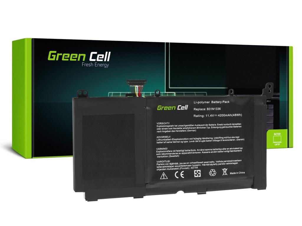 Baterija Green Cell B31N1336 za Asus R553 R553L R553LN