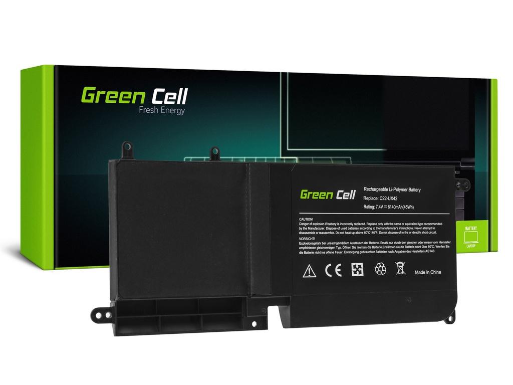 Baterija Green Cell C22-UKS42 za Asus ZenBook UX42 UX42V UX42VS