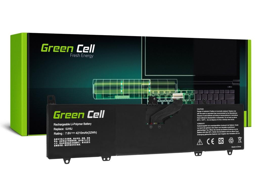 Baterija Green Cell 0JV6J za Dell Inspiron 11 3162 3164 3168 3169 3179 3180 3185