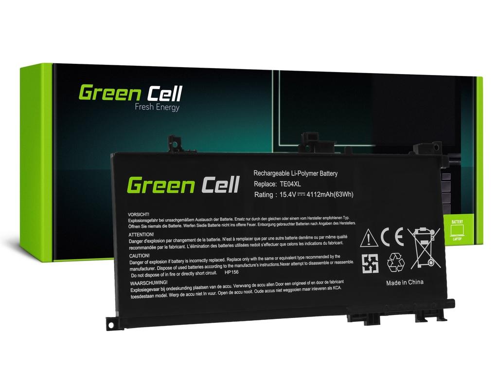 Baterija Green Cell TE04XL za HP Omen 15-AX 15-AX052NW 15-AX204NW 15-AX205NW 15-AX212NW 15-AX213NW Pavilion 15-BC050NW