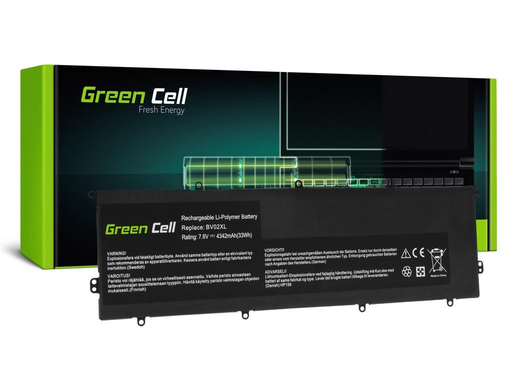 Baterija Green Cell BV02XL za HP Envy x2 13-J 13-J010NW 13-J011NW