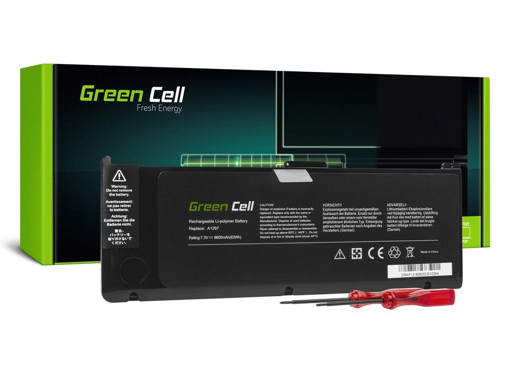 Baterija Green Cell A1309 za Apple MacBook Pro 17 A1297 (početak 2009., sredina 2010.)