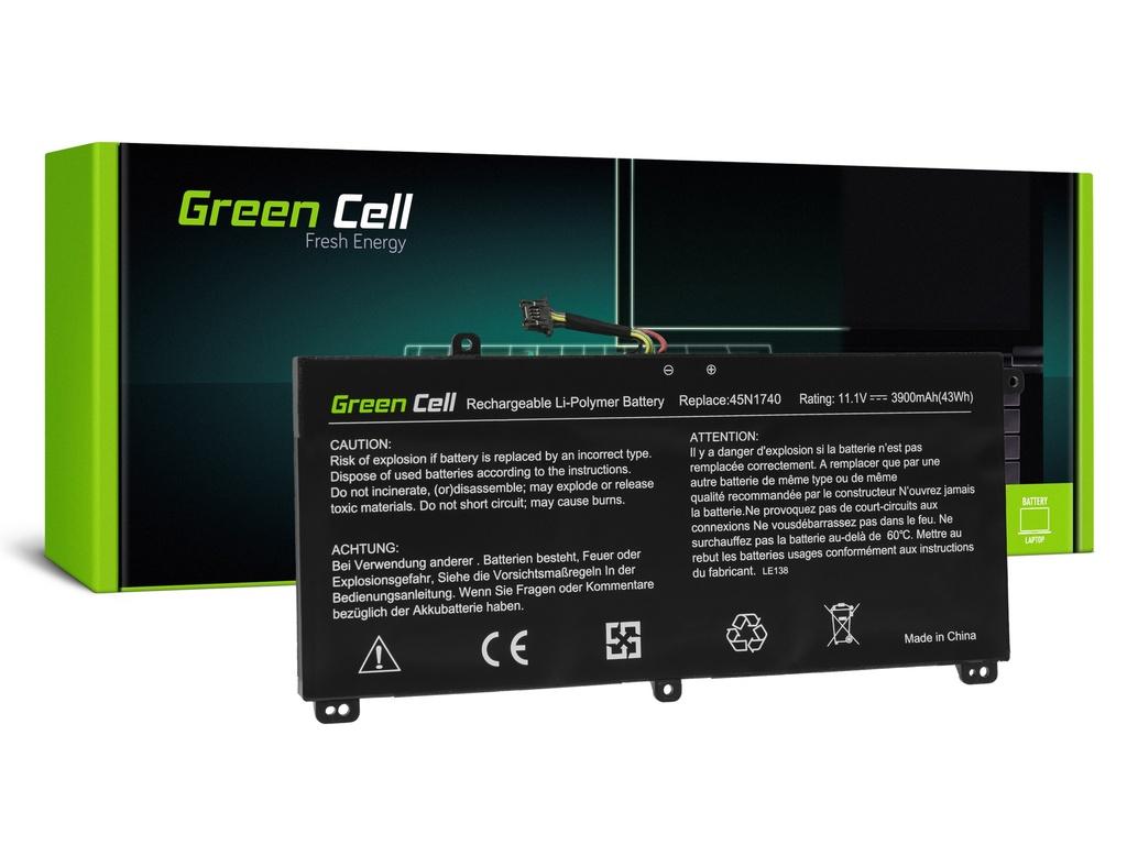 Baterija Green Cell za Lenovo ThinkPad T550 T560 V550s P50s
