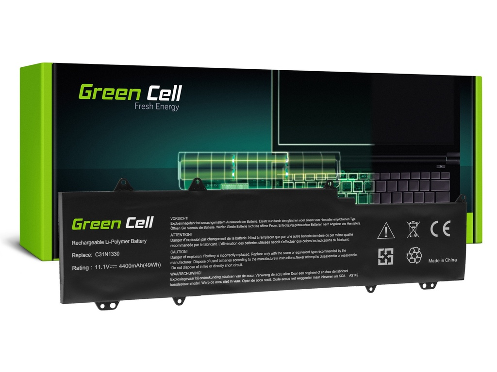 Baterija Green Cell C31N1330 za Asus ZenBook UX32L UX32LA UX32LN