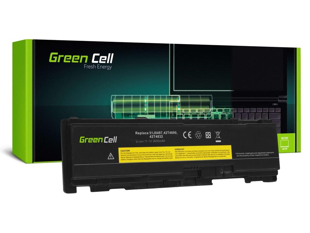 Baterija Green Cell za Lenovo ThinkPad T400s T410s T410si