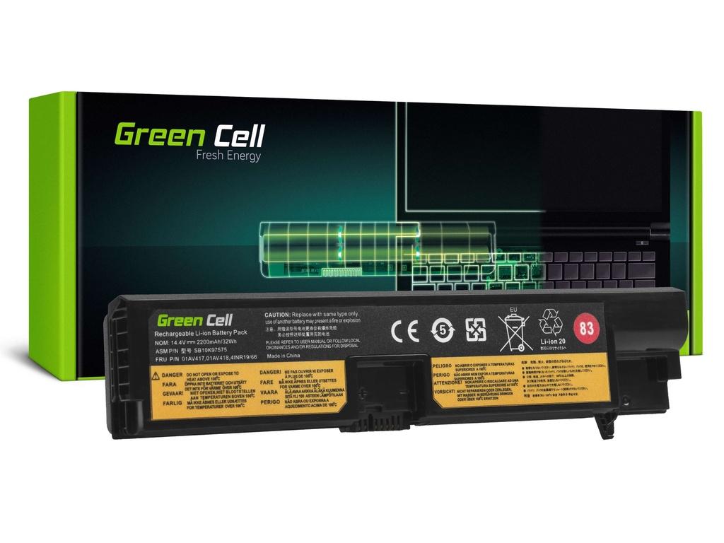 Baterija Green Cell za Lenovo ThinkPad E570 E570c E575