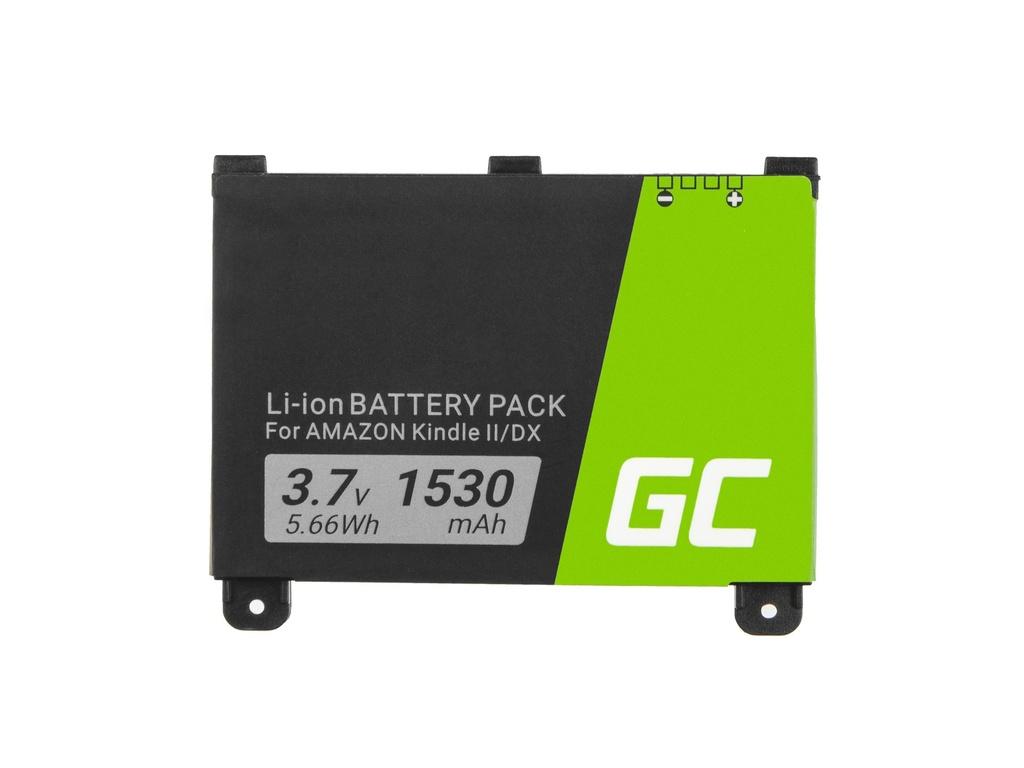 Baterija Green Cell® 170-1012-00 za Amazon Kindle 2, Kindle DKS