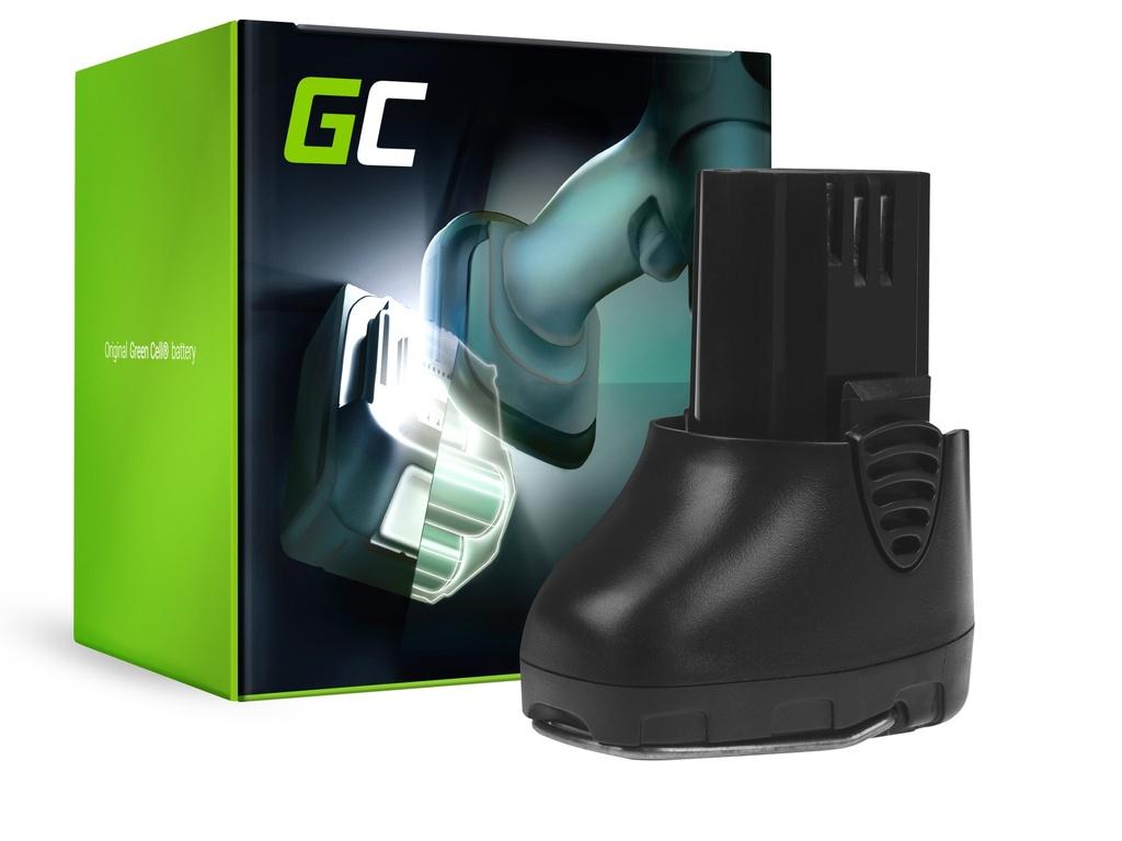 Akumulator akumulator Green Cell 855-01 855-02 855-45 za Dremel 8000-01 8001-01 8001-02