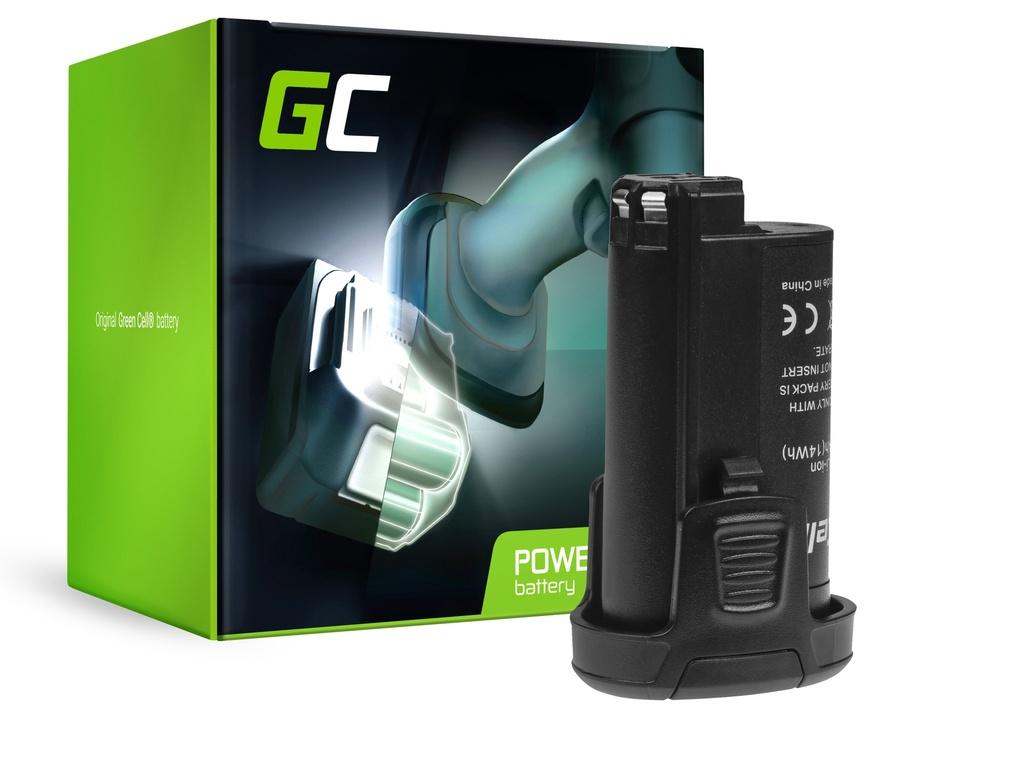 Akumulator akumulator Green Cell 2 607 336 715 2.615.080.8JA za Dremel 8100 85-0352 B808-01 bežični višenamenski alat