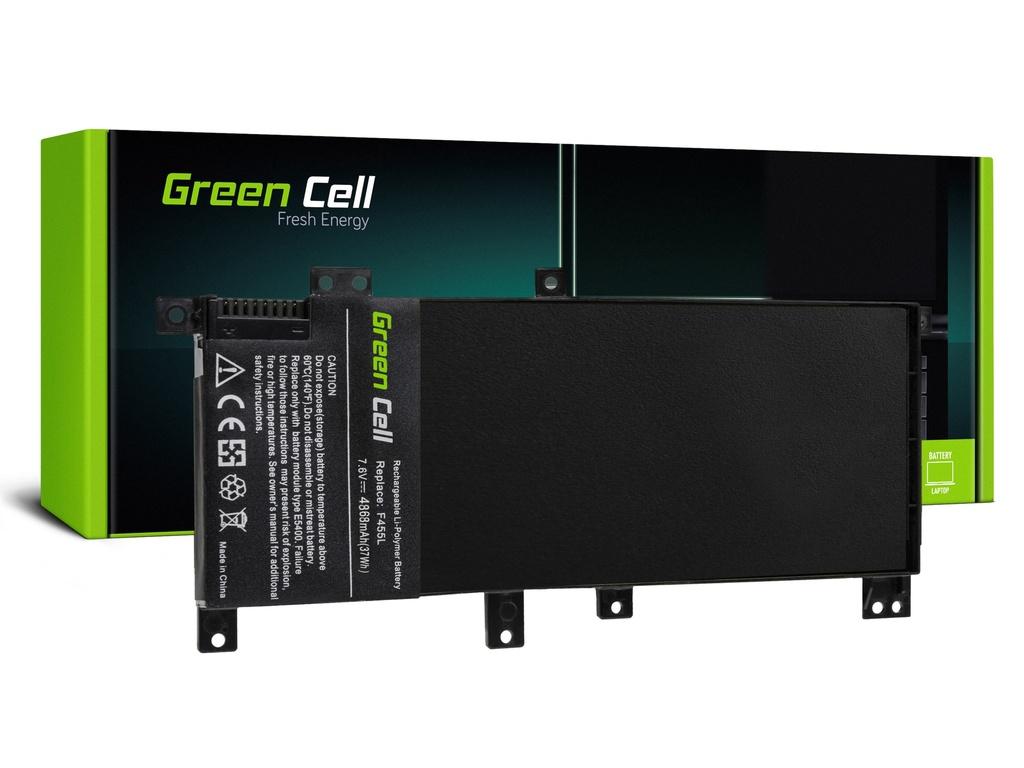 Baterija Green Cell C21N1401 za Asus F455L K455L R455L X455L