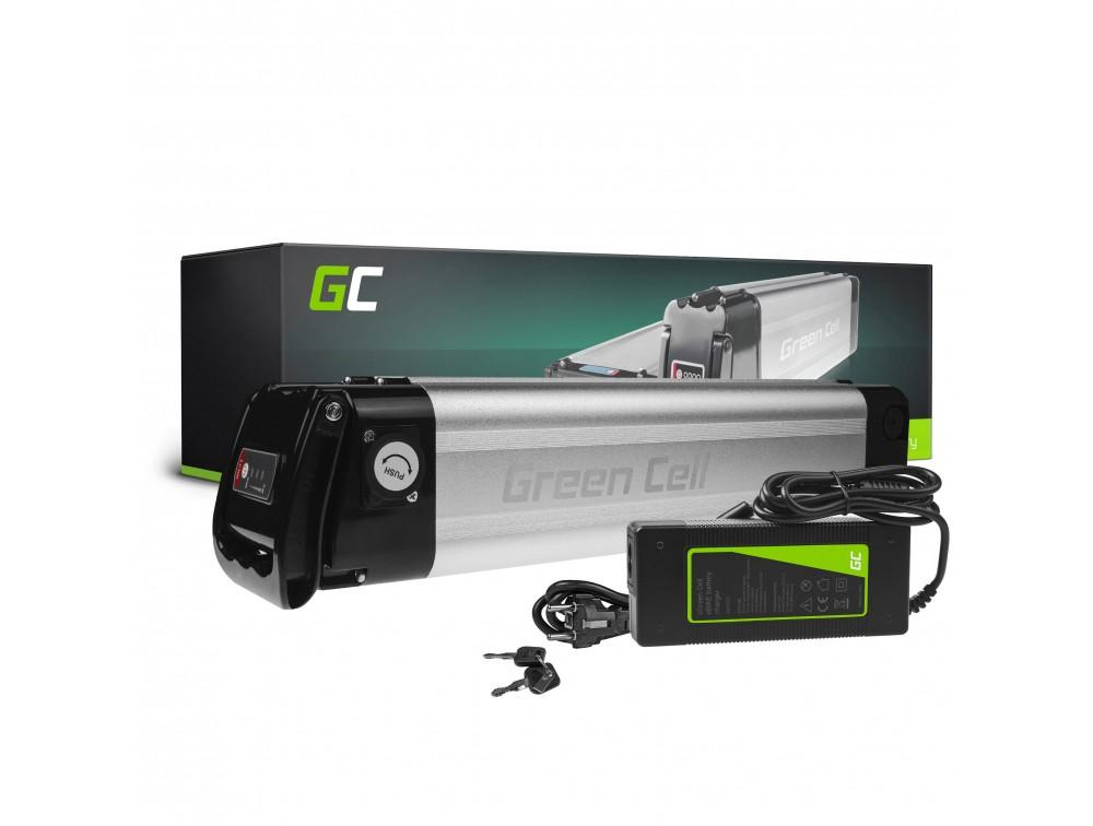 Baterija Green Cell Silverfish 36V 8,8Ah 317Vh za e-bicikl Pedelec