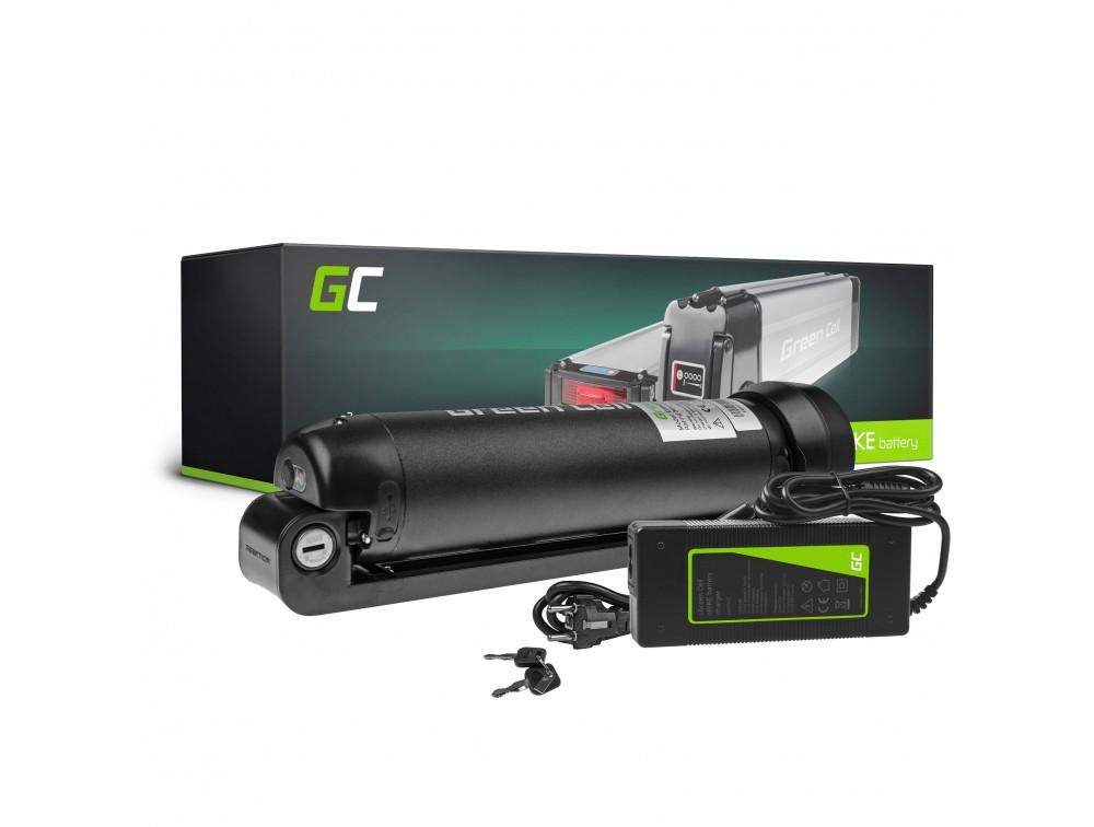 Baterija Green Cell Boca 36V 5,2Ah 187Vh za E-Bike Pedelec