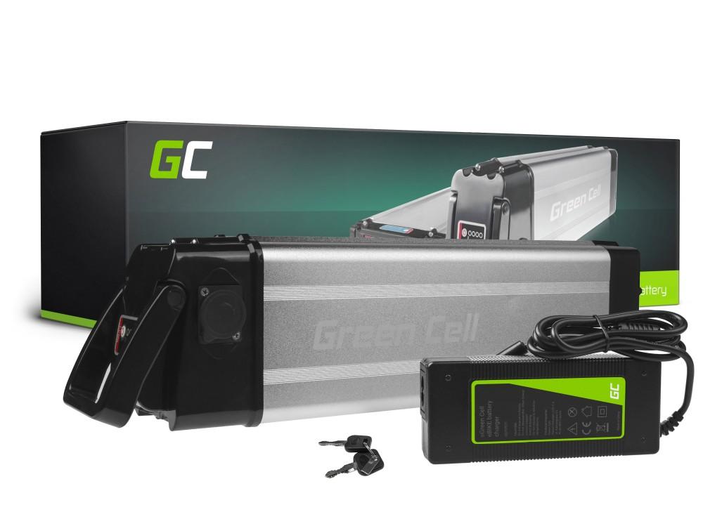 Baterija Green Cell Silverfish 36V 14.5Ah 522Vh za E-Bike Pedelec