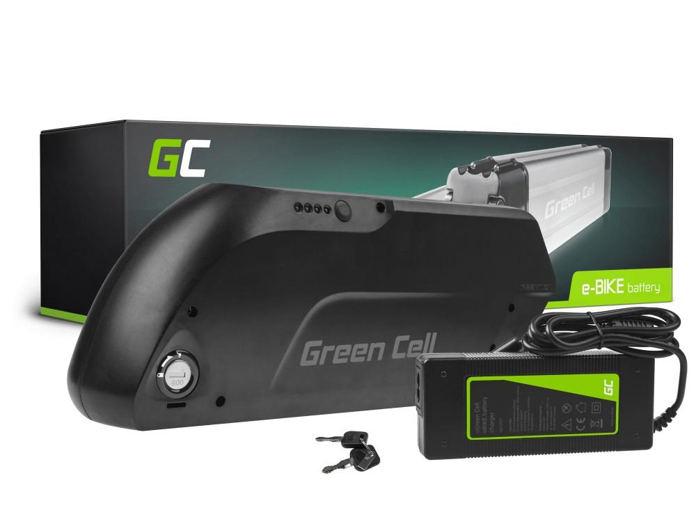 Baterija Green Cell Dovn Tube 36V 15,6Ah 562Vh za E-Bike Pedelec
