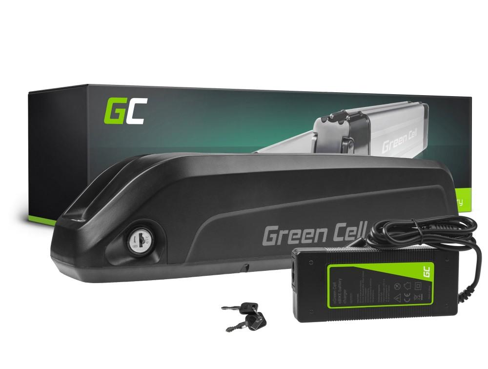 Baterija Green Cell Dovn Tube 36V 15Ah 540Vh za E-Bike Pedelec
