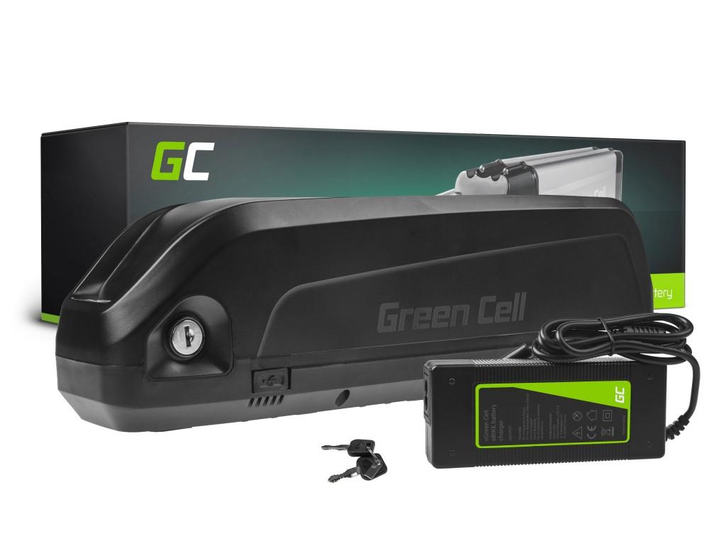 Baterija Green Cell Donja cev 48V 15Ah 720Vh za E-bicikl Pedelec