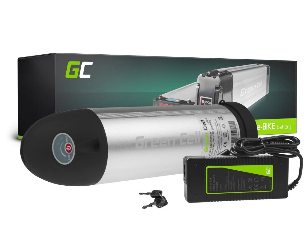 Baterija Green Cell Boca 36V 11,6Ah 418Vh za E-Bike Pedelec