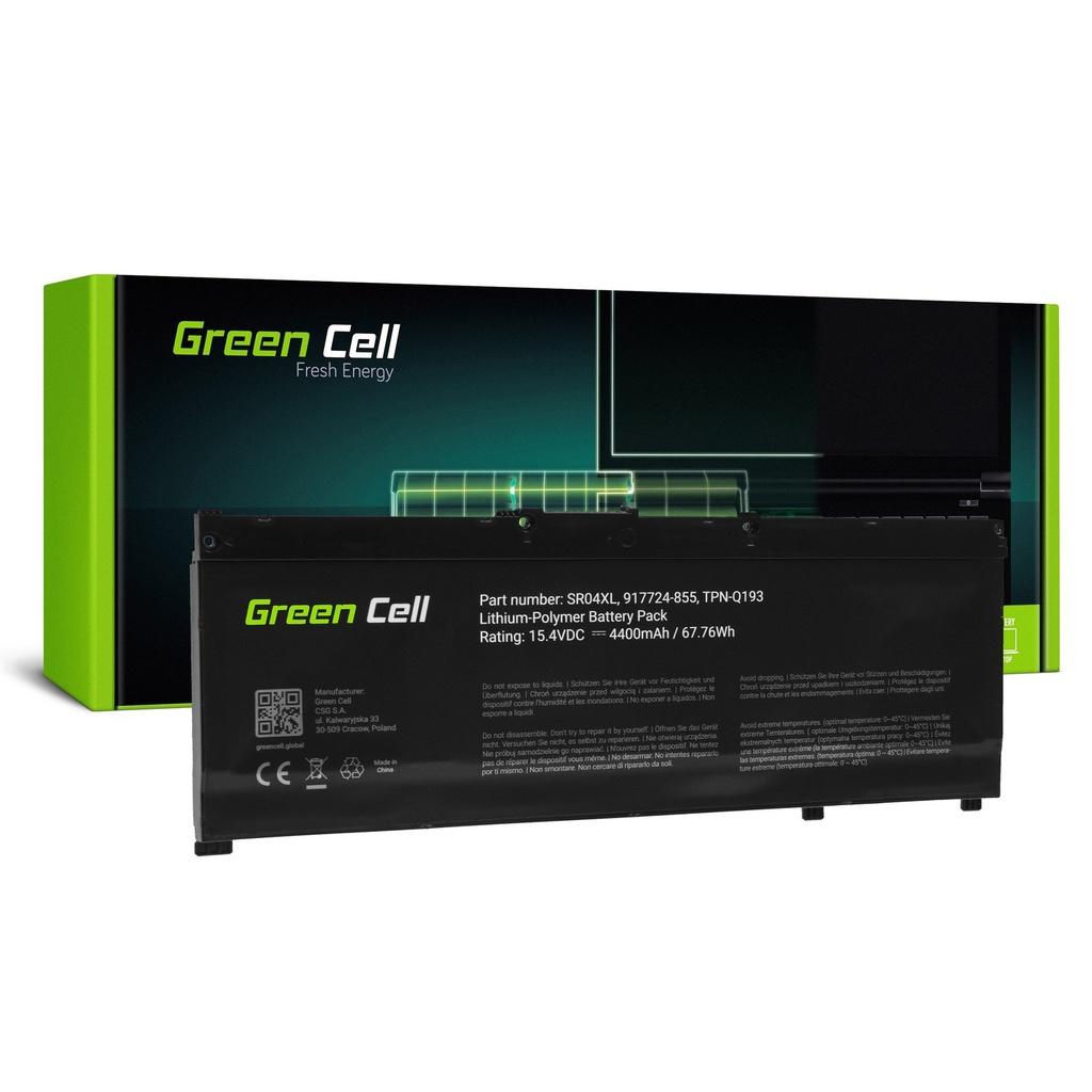 Baterija Green Cell SR04KSL za HP Omen 15-CE 15-DC 17-CB, HP Pavilion Pover 15-CB