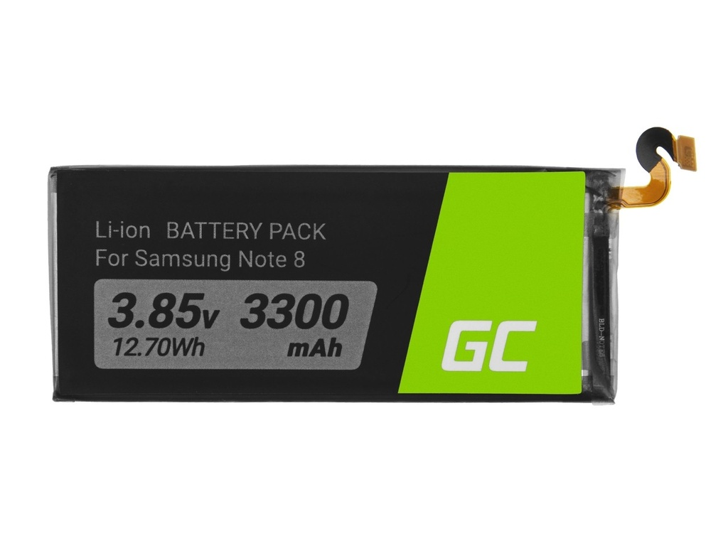 Baterija Green Cell EB-BN950ABE za Samsung Galaki Note 8
