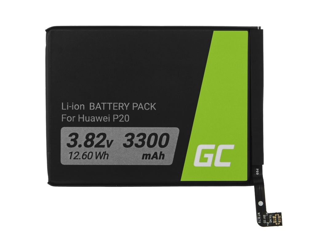Baterija Green Cell HB396285ECV za Huavei P20 / Honor 10